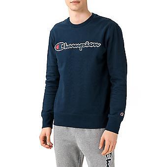 Kampioen Crewneck 214188BS538 universeel het hele jaar mannen sweatshirts
