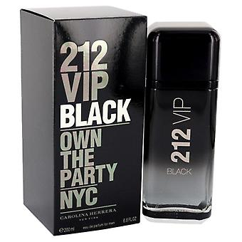 212 Vip Black Eau De Parfum Spray da Carolina Herrera 6,8 oz Eau De Parfum Spray
