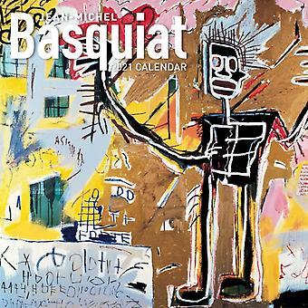 JeanMichel Basquiat 2021 Seinäkalenteri, kirjoittanut Jean Michel Basquiat