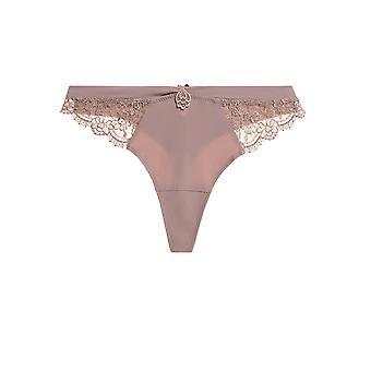 Aubade Secret De Charme FL26 Women's Mondaine Pink Tanga