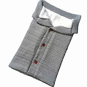 Newborn Swaddle Wrap Soft Infant Sleeping Baby Bag For Stroller