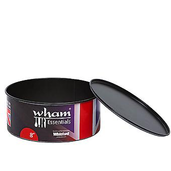What More Wham Essential Loose Cake Tin Round 8in 56450