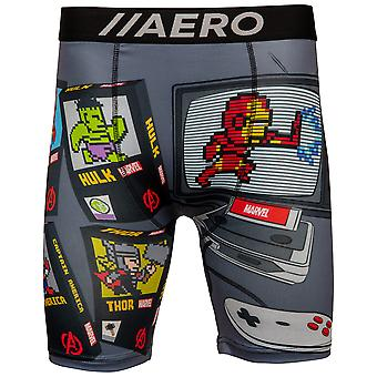 Marvel Avenger's Retro Video Game Console Men-apos;s Boxer Briefs