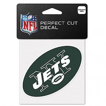 Wincraft tarra 10x10cm-NFL New York Jets