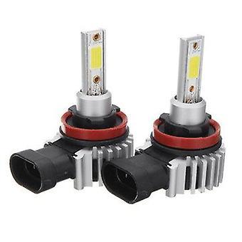 D9 60W 8000LM LED Car Headlights Bulbs Fog Lamp H1 H3 H4 H7 H11 9005 9006 6000K