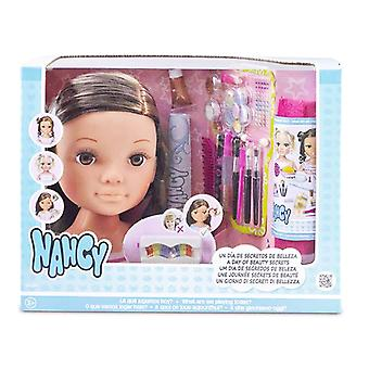 Hairdressing Doll Nancy A Day Of Beauty Secrets Famosa (23 cm)