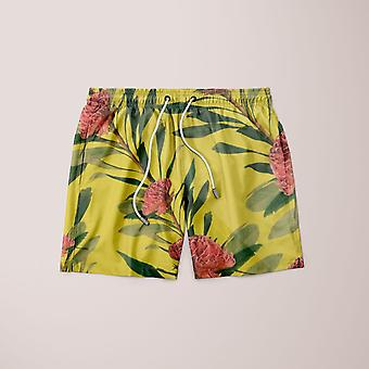 Vintage flowers shorts