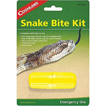 Kit de Mordedura de Serpiente de Coghlan's, Kit de Emergencia de Picadura de Mordedura de Veneno, Primeros Auxilios de Supervivencia