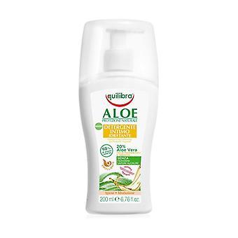 Aloe fuktgivande intim rengöring 200 ml