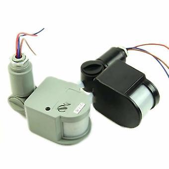 Detector de sensores de movimento de luz de parede ao ar livre