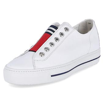 Paul Green 4797008 4797008MastercalfWhiteRed universal all year women shoes