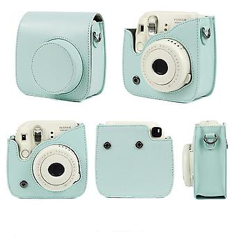 Pu Leather Instant Camera Schouder - Bag Protector Cover