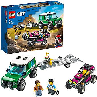 LEGO 60288 City Great Vehicles Race Buggy Transporter