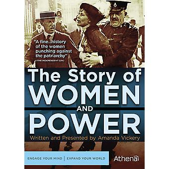 Story of Women & Power [DVD] USA import
