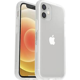 Otterbox React + Trusted Glass Back cover Apple iPhone 12 mini Transparent