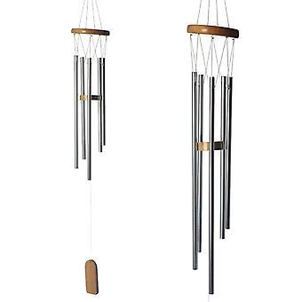 Decorative Metal Garden Wind Chime 77cm