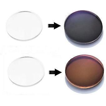 Progressive Optical Multifocal Prescription Lenses