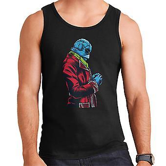 The Invisible Man Red Suit Men's Vest