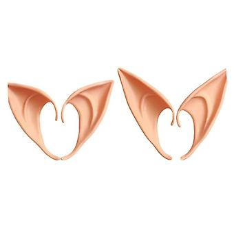 Halloween Party Elven Pointed Anime Fairy Cosplay Vampire Elf Ear