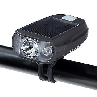 Énergie solaire Xiaomi Scooter électrique Moto Light Bike Vélo Vélo Lampe de poche l