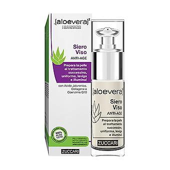 Anti-aging face serum 30 ml of cream