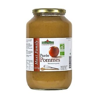 Apple puree without sugar 1,65 kg