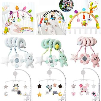Crib Mobile Bed Bell Rattle