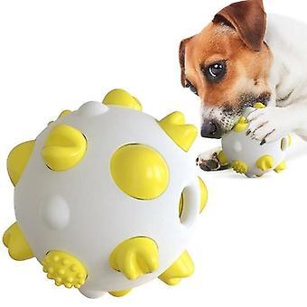 Lemmikit liikkuva pallo lelu kumi harjoitus nänni liikkuva pallo