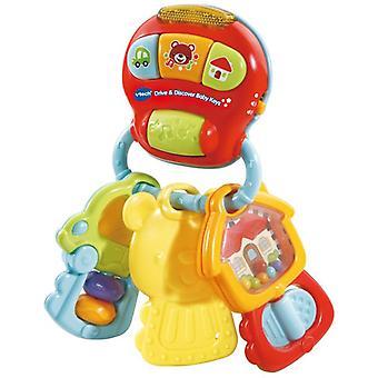Vtech sürücü ve bebek anahtarlarını keşfedin