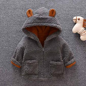 Winter Kids Baby, Jacket Clothes, Clothing Infant Child Tops, Wool Jackets