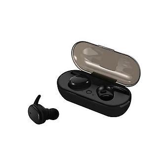 Y30真のワイヤレスイヤホンタッチコントロール毎日防水スポーツイヤホン
