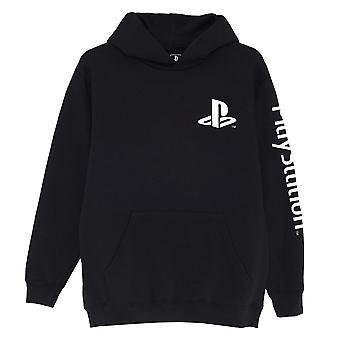 Playstation Meisjes Logo Pullover Hoodie