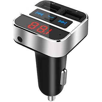 FengChun Bluetooth FM Sender, KFZ Auto Bluetooth Radio Transmitter Adapter Bluetooth