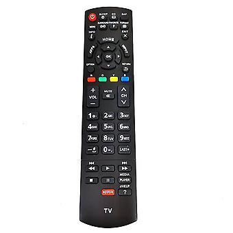 Ersättning N2QAYB000828 För Panasonic LCD HDTV Fjärrkontroll TC-L50E60 TC-P42x3 TC-P50S30 TH-42PX80U Fernbedienung