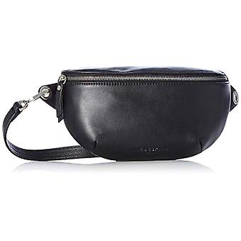 Liebeskind Berlin Tavia Belt Bag, Women's Folder Bag, Black, Medium