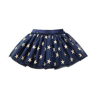 Tutu Röcke Star Print Mesh Röcke für Prinzessin Mädchen