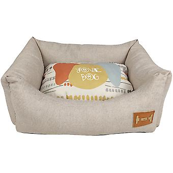 Yagu Love Dog Rectangular Crib (Dogs , Bedding , Beds)