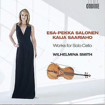Works For Solo Cello [CD] USA import