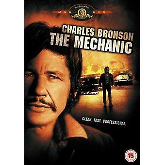 Le DVD Du mécanicien