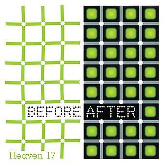 Heaven 17 - Avant après le vinyle clair