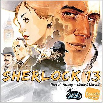Sherlock 13 Board Game