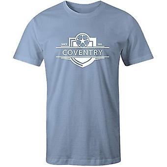Sporting empire coventry city 1883 established badge kids football t-shirt