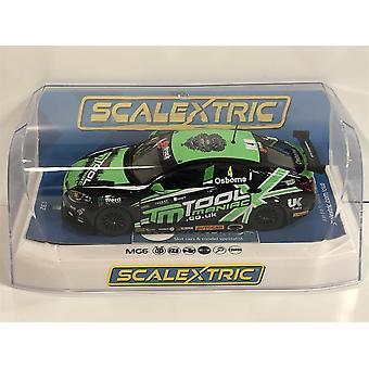 Scalextric C4743 BTCC MG6 2019 #4 Sam Osborne