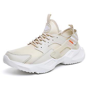 Men's outsole fashion running sneakers 1EG79 Khaki