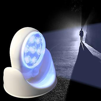 Motion Activated Sensor Lamp Stick Up Led Light As Seen On Tv Cordless