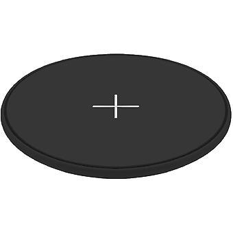 Bezprzewodowe ładowanie QI Kompatybilny 15W Pad dla Apple iPhone, Samsung, Huawei,(czarny)