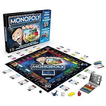 Gioco da tavolo Hasbro Monopoly Electronic Banking