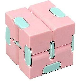 Aranyos mini egyedi szerkentyű a szorongás enyhítésére és a Kill Time (rózsaszín)