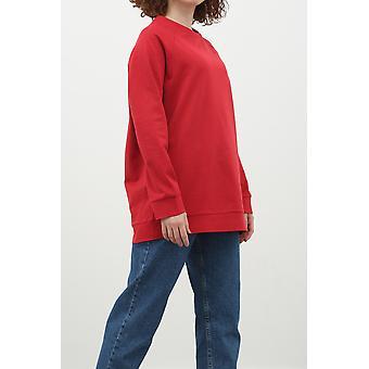 Comfy Basic Crew Neck Sweatshirt