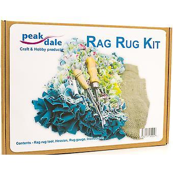 Starter Kit to Make 1m Rag Rug - Adults Crafts